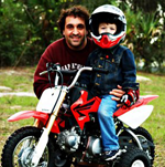 dirt bikes and kids